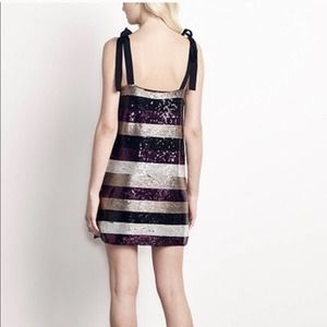 ALI & JAY Sequin Cocktail Dress Size Medium